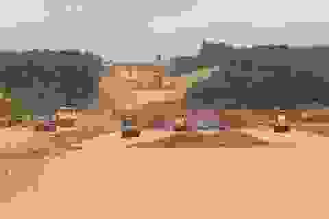 """Giải phóng """"điểm nghẽn"""" mặt bằng cao tốc Bắc - Nam tại Quảng Trị"""