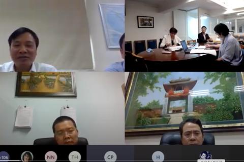 Đại học Việt Nam giảng dạy online mùa Covid-19: Trong cái khó, ló cái khôn