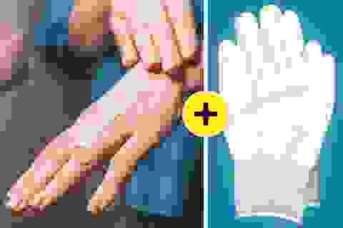 Cách giúp da tay không bị khô trong mùa dịch