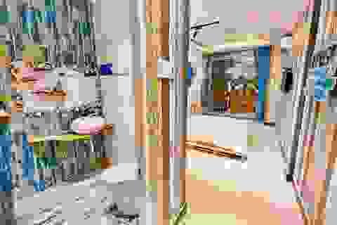 """Nhà """"dị"""" ở Vũng Tàu: Chỉ 60m2 nhưng có cả """"biển xanh"""" lẫn """"rừng nhiệt đới"""""""
