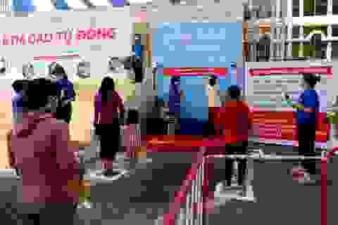 """Thêm nhiều """"ATM gạo"""" xuất hiện ở Sài Gòn"""