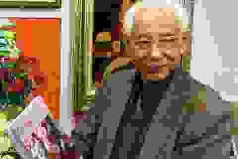 Nguyên Chủ tịch Hội Mỹ thuật Việt Nam Trần Khánh Chương qua đời