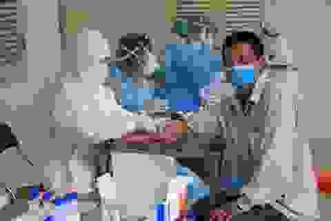 Toàn tỉnh Yên Bái lấy 640 mẫu xét nghiệm Covid-19