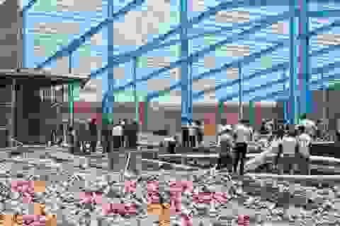 Đề nghị truy tố 4 bị can trong vụ sập tường làm 7 người chết ở Vĩnh Long