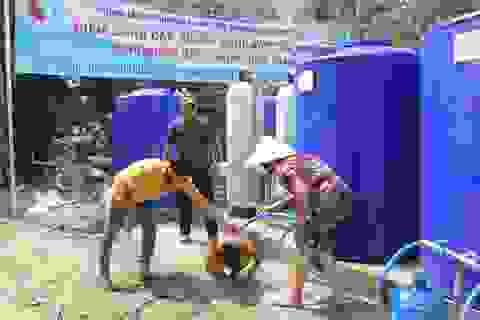 Bàn giao điểm cấp nước miễn phí thứ 10 cho người dân ĐBSCL