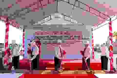 Khởi công khu tái định cư cho dự án sân bay Long Thành