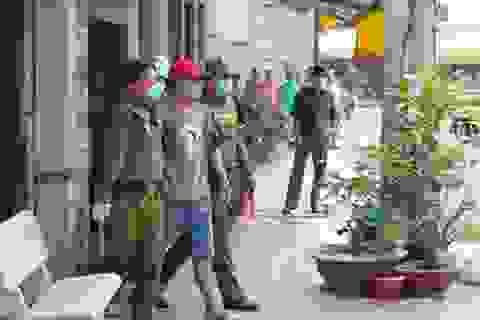 Cảnh sát kịp thời ngăn chặn đối tượng ngáo đá định đốt nhà