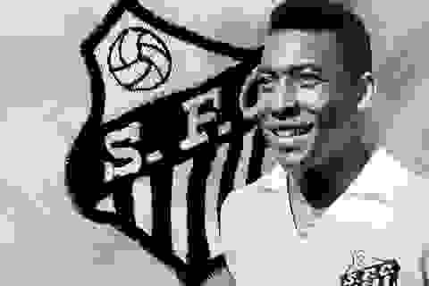 """Vì sao """"Vua bóng đá"""" Pele bị cấm thi đấu ở châu Âu?"""