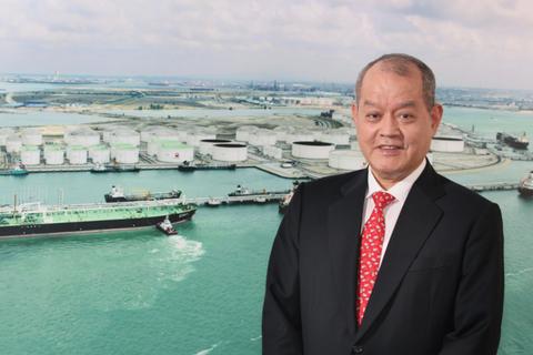 Trở thành cựu tỷ phú sau khi đế chế dầu mỏ tại Singapore xin phá sản