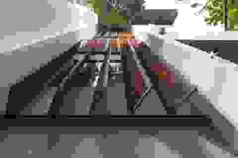"""""""Ngôi nhà có nhiều cửa sổ"""" ở Hà Nội xuất hiện ấn tượng trên báo Mỹ"""