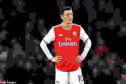 Thu nhập cao nhất ở Arsenal, Mesut Ozil vẫn từ chối cắt giảm lương