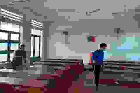 Bình Định: Học sinh THCS, THPT đi học trở lại ngày 27/4