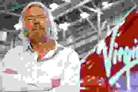 Tỷ phú Richard Branson thế chấp hòn đảo để cứu lấy hãng hàng không của mình