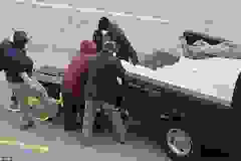 Thi thể người nằm chồng chất sau xe bán tải ở Mỹ giữa đại dịch Covid-19