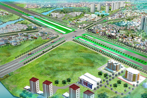 Xây hầm chui 830 tỷ đồng giảm kẹt xe cửa ngõ phía Nam Sài Gòn