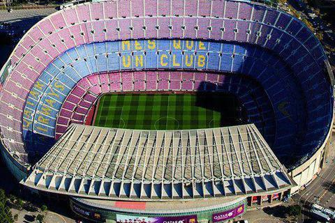Barcelona bán tên sân Nou Camp lần đầu tiên trong lịch sử