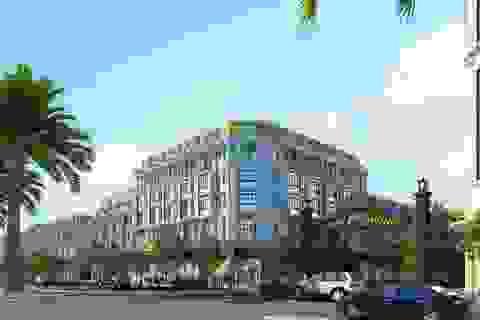 Nét đẹp hiện đại của TTTM kết hợp chợ truyền thống 330 tỷ đồng ở Nghệ An