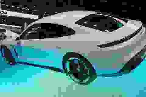 Porsche sắp ra thêm phiên bản Taycan giá rẻ
