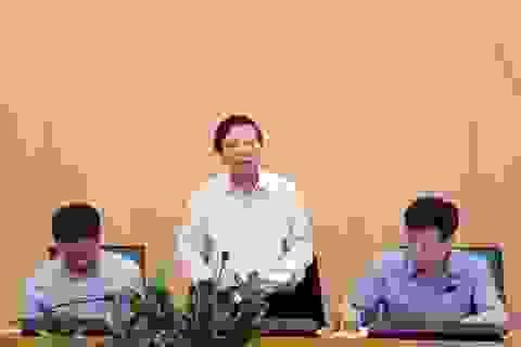 Phó giám đốc Sở Y tế được phân công phụ trách CDC Hà Nội