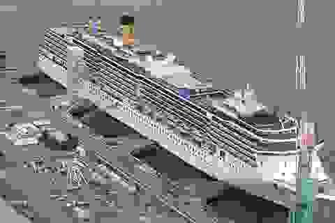 """Du thuyền Italia cập cảng Nhật Bản trở thành """"ổ dịch"""" Covid-19"""
