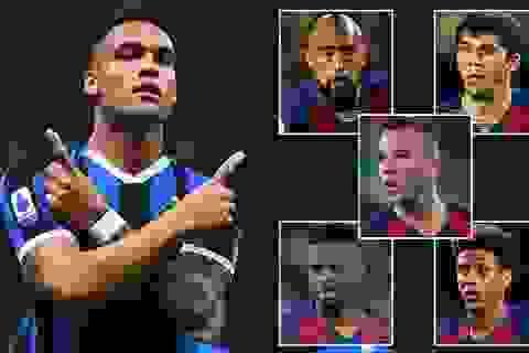 Barcelona muốn dùng 4 cầu thủ để đổi lấy Lautaro Martinez