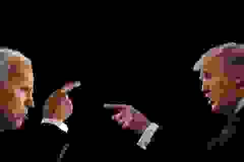 """Yếu tố Trung Quốc và cuộc đối đầu giữa hai """"cao thủ"""" Trump - Biden"""