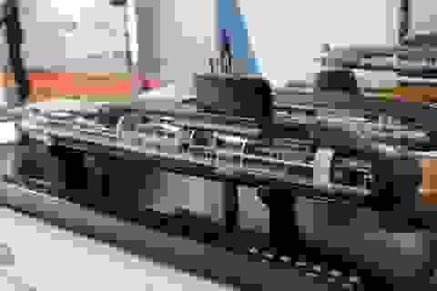 Thái Lan dừng thương vụ mua 2 tàu ngầm Trung Quốc vì Covid-19