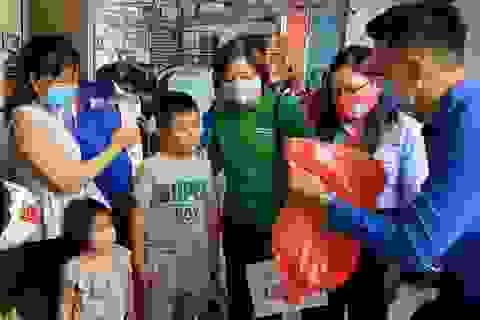 """NutiFood đồng hành cùng chương trình """"1 triệu ly sữa"""" cho trẻ em nghèo trong dịch Covid - 19"""