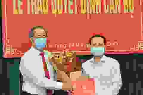 TPHCM: Chủ nhiệm Ủy ban Kiểm tra Thành ủy giữ chức Bí thư Quận 5