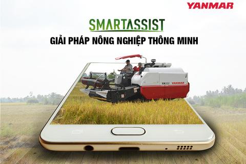 Công nghệ SMARTASSIST của Yanmar phát huy hiệu quả mùa cách ly xã hội