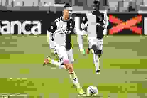 C.Ronaldo không bị cách ly 14 ngày khi quay lại Serie A thi đấu
