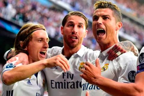 Đội hình 11 đồng đội giỏi nhất của Cristiano Ronaldo