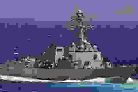Thêm một tàu chiến Mỹ bùng phát ổ dịch Covid-19