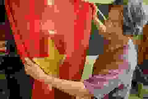 Hành trình may cờ Tổ quốc trong chiến dịch Tây Nguyên lịch sử