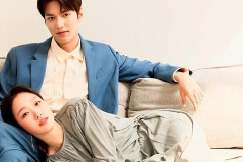 Lee Min Ho tiết lộ về bạn diễn xinh đẹp và vai quân vương đầy thử thách
