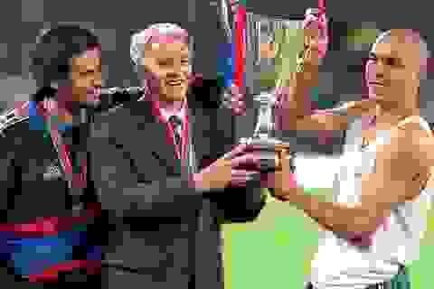 Chọn cầu thủ xuất sắc nhất, Mourinho gạch tên cả Messi lẫn C.Ronaldo
