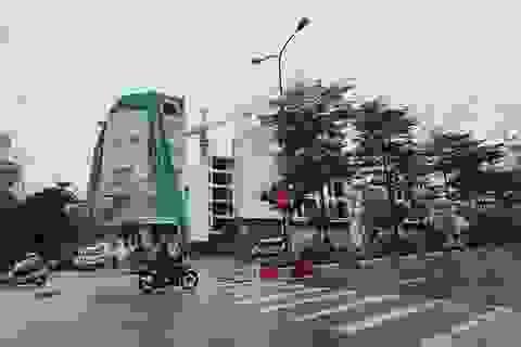 """TAND TP Hà Nội """"cấm chuyển dịch"""" 14 căn biệt thự ở quận Cầu Giấy"""