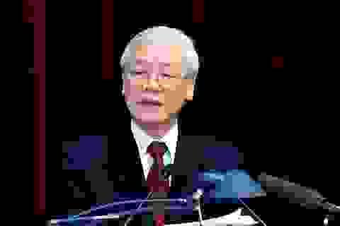 """Tổng Bí thư nêu những """"yêu cầu đặc biệt"""" về nhân sự Đại hội XIII của Đảng"""