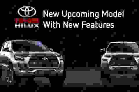 Toyota hứa hẹn thêm nhiều tính năng cao cấp cho Hilux 2021