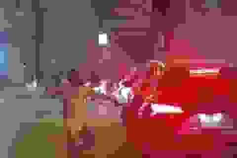 Hà Nội: Điều tra nghi án gọi người tới hỗn chiến sau va chạm giao thông