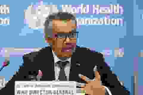 Hơn 1 triệu người ký đơn kêu gọi tổng giám đốc WHO từ chức
