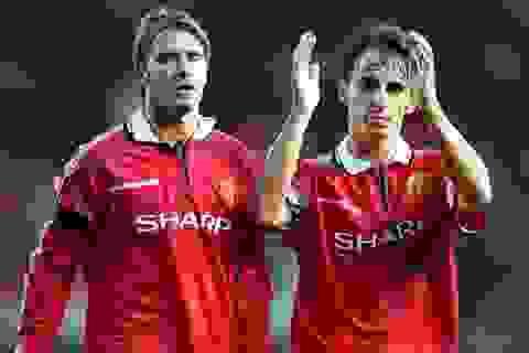 """Đồng đội cũ ở Man Utd lên tiếng """"bóc mẽ"""" David Beckham"""