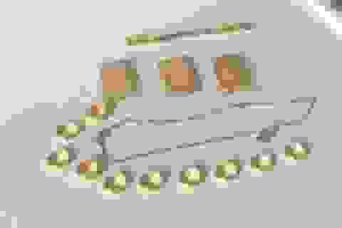 Trộm cạy tủ lấy vàng trị giá hàng trăm triệu đồng lúc chủ nhà đi vắng