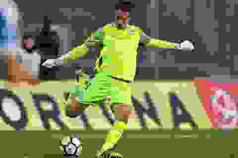 Filip Nguyễn vẫn chưa được ra sân trong ngày CH Czech thắng Israel
