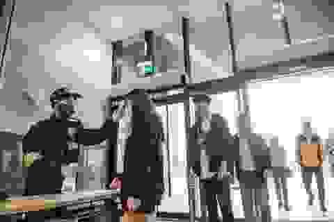 Aeon Mall Hà Đông mở cửa trở lại sau gần 1 tháng chung tay phòng chống dịch