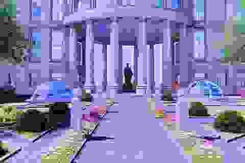 TAND Tối cao muốn dựng tượng các cố Chánh án trong khuôn viên trụ sở mới