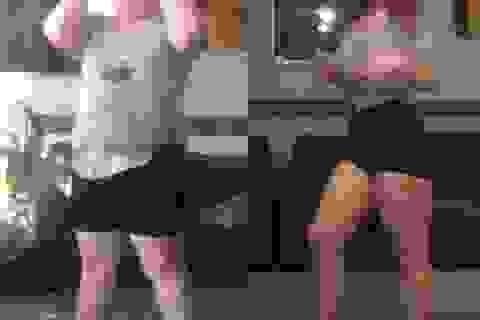 Giảm hơn 40 kg trong 2 năm nhờ chăm nhảy múa