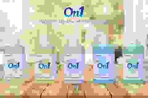 Sau gel rửa tay khô, On1 tiếp tục cho ra mắt sản phẩm nước rửa tay