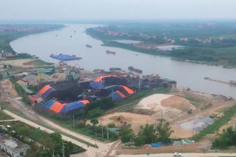 """Các dòng sông kêu cứu """"thấu trời xanh"""", Bắc Ninh lập tổ công tác """"giải cứu"""""""