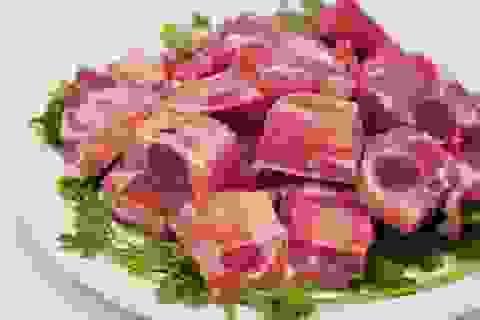 """Thịt lợn tăng giá chưa từng có, Vissan """"gặt đậm"""" lãi sau kỷ lục năm 2019"""
